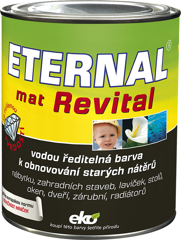 Eternal mat Revital 202/0,7 kg