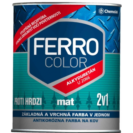 Ferro color mat