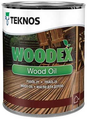 Woodex Wood Oil 0,9 l