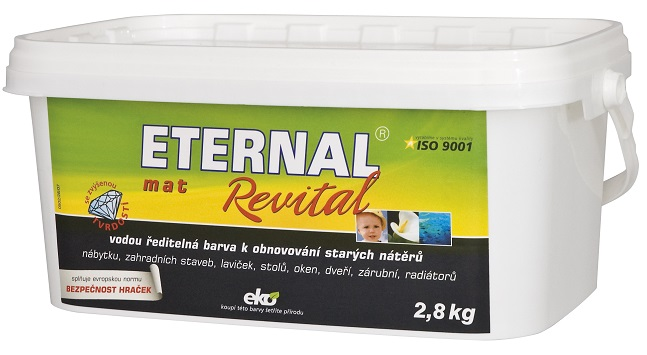 Eternal mat Revital 201/2,8 kg
