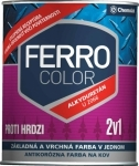 Ferro color pololesk
